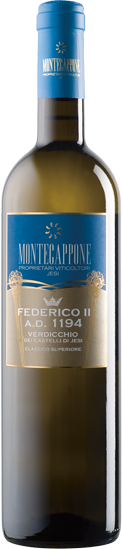 Montecappone Federico II A.D. 1194 Superiore DOC 2015