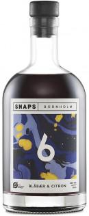 Snaps Bornholm No 6 Blåbær & Citron