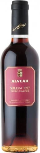 Alvear Pedro Ximenez Solera 1927 37 cl
