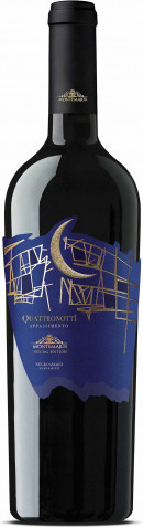 Montemajor Quattronotti Appassimento Night Harvest 2017