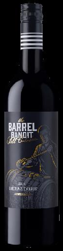 The Barrel Bandit Durif Shiraz 2017