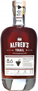 Alfred's Trail 8.6 Belize Port Finish Rum 70 cl