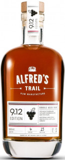 Alfred's Trail Edition 9.12 Barbados Rum 70 cl