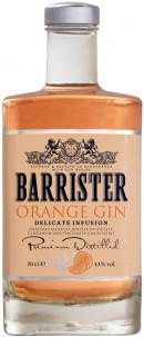 Barrister Orange Gin 70 cl