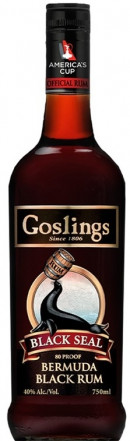 Goslings Black Seal Rum 70 cl