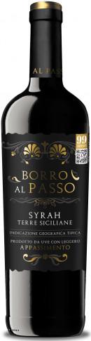Borro al Passo Syrah Terre Siciliana Appassimento 2019