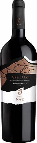 Cantine Nae `Assetto` Toscana Rosso Appassite 2019