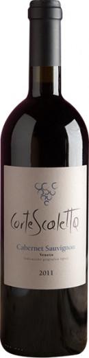 Corte Scaletta Cabernet Sauvignon Veneto IGT 2012