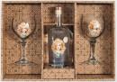 Daffys Gin Gift Box m. 2 glas