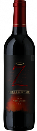 Michael David 7 Deadly Red Blend 2015