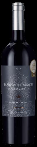 Fabre Montmayou Reservado Cabernet Franc 2015