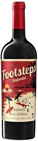 Footsteps Zinfandel Reserve Lodi 2018