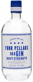 Four Pillars Navy Strength Gin 70 cl