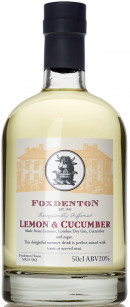 Foxdenton Lemon & Cucumber 50 cl