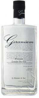 Geranium Gin 70 cl