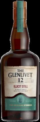The Glenlivet Illicit Still 12 års Single Malt Limited Edition 70 cl