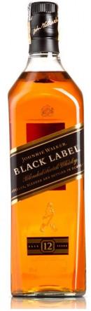 Johnnie Walker Black Label 12 års Blended Whisky 70 cl