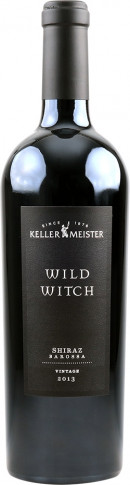 Kellermeister Wild Witch Shiraz 2013