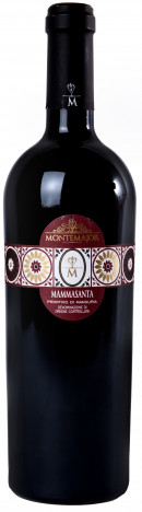 Montemajor Mammasanta Primitivo di Manduria 2014