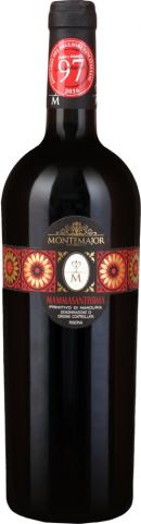 Montemajor Mammasantissima Primitivo di Manduria Riserva 2014