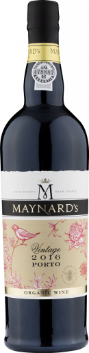 Maynards `Organic` Vintage 2016