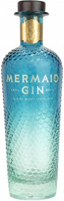 Mermaid Gin - Isle Of Wight 70 cl