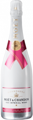 Moët & Chandon Ice Rosé Imperial Champagne
