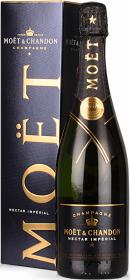 Moët & Chandon Nectar Imperial Champagne gaveæske