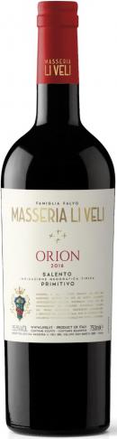 Masseria Li Veli `Orion` Primitivo Salento 2017