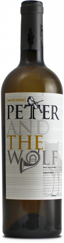 Peter And The Wolf White 2018