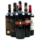 Primitivo Favourites Six
