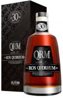Ron Quorhum 30 Aniversario Cask Strength 70 cl