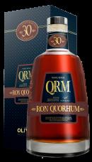 Ron Quorhum 30 Aniversario Travel Retail 70 cl