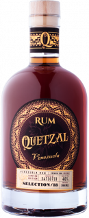 Quetzal Rum Selection 18 Limited Edition 70 cl