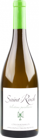 Saint Roch Selection Parcellaire Blanc 2015