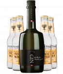 Trolden Copperpot Gin + 4 stk. Fever-Tree Tonic