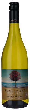 Sunday Bay Reserve Sauvignon Blanc 2017