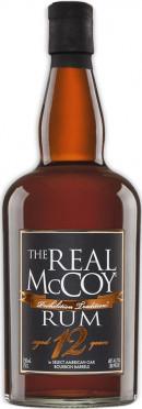 The Real Mccoy 12 års Rum 70 cl