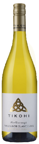 Tikohi Marlborough Sauvignon Blanc 2016