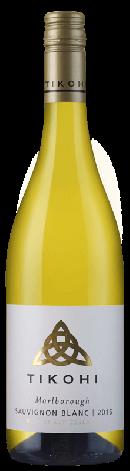 Tikohi Marlborough Sauvignon Blanc 2017