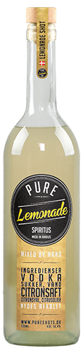 Pure Lemonade Shots 70 cl