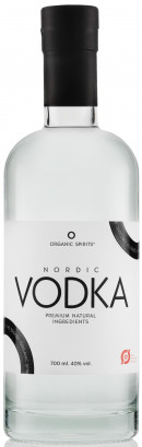 Organic Spirits Vodka 40% 70 cl