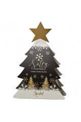Xocolatl Juletræ m. Salt Karamel & Mørk Chokolade