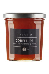 Lie Gourmet Jam Apricot A La Vanille 370 g