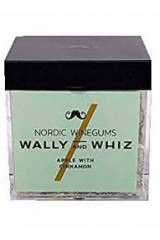 Wally & Whiz Vingummi Æble m. Kanel