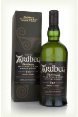 Ardbeg Ten 10 års Single Malt Whisky 70 cl