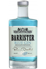 Barrister Blue Gin 70 cl