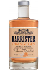 Barrister Orange Gin 70 cl