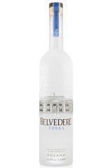 Belvedere Vodka Pure Jeroboam 3L Med Lys