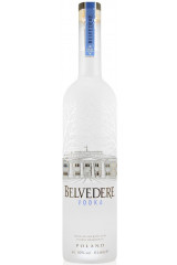 Belvedere Vodka Pure Methusalem 6L Med Lys